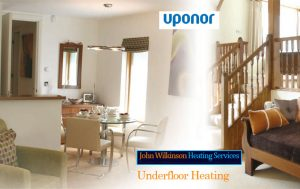 Underfloor heating in Warrington & St Helens